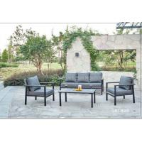 Wholesale Rattan Garden Table And Chair Set , Luxury Wicker Patio Furniture Sets from china suppliers