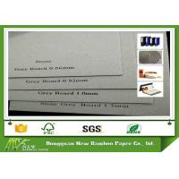 Quality Anti - Curl Gray Paperboard Laminated Cardboard Paper 2mm 1200gsm Thickness for sale