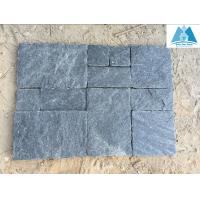 Wholesale Black Quartzite Pavers Set Patio Flooring Stone Paving Stone Pavement Flooring Covering from china suppliers