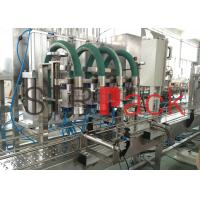 Wholesale Aerosol Paint filling machine for flowing liquid , vegetable oil filling machine from china suppliers