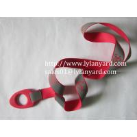 Wholesale Camping Water Bottle Holder Lanyard With Reflective Ribbon from china suppliers