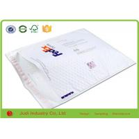 Wholesale Fedex Bubble Wrap Bags Packaging PE Mailer Self - Seal White Padded Envelopes from china suppliers