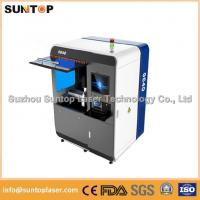 Wholesale Small size metal laser cutting machine , Fiber laser cutting equipment from china suppliers