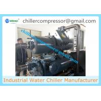 Wholesale 500kw Industrial Water Cooled Screw Chiller for Cooling Water Tank from china suppliers