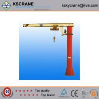 Wholesale 360 Degree Rotating Luffing Jib Crane from china suppliers