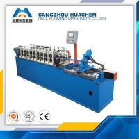 Wholesale U Channel Light Keel Roll Forming Machine With Chain Transmission System,hydraulic cutting from china suppliers