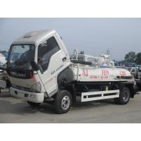 Wholesale 2017s best prcie Forland 4*2 LHD 5,000Liters fecal suction truck for sale, factory sale best price Forland vacuum truck from china suppliers
