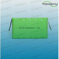 """Wholesale AA 7.2V NiMh <strong style=""""color:#b82220"""">Rechargeable</strong> <strong style=""""color:#b82220"""">Battery</strong> Pack 1600mAh for Digital Camera , Emergency Lighting from china suppliers"""