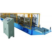 Wholesale Tracking Profile Cold Roll Forming Machine For V Sturt Forming / Bending Machine from china suppliers