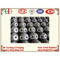 Wholesale Large Carbon Steel Bolting Balls with Threads with Welding Process for Engineering Project EB15017 from china suppliers
