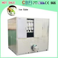Wholesale 3 Ton Portable Ice Cube Machine With Germany Bitzer Compressor from china suppliers
