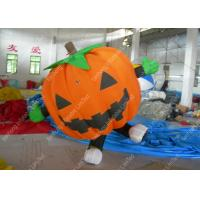 Wholesale Funny Oxford Thickening Inflatable Cartoon Characters Halloween Pumpkin from china suppliers