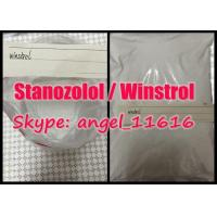 Wholesale Stanozolol / Winstrol Is Widely Used Oral Anabolic Steroids Pharmaceutical Material powder from china suppliers