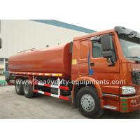 Wholesale SINOTRUK HOWO OIL TANK TRUCK 290HP 30CBM in best price with warranty from china suppliers