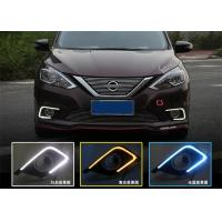 Wholesale Super Bright Car Led Daytime Running Lights for Nissan All New Sylphy 2016 from china suppliers