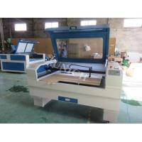 Quality Cnc Laser Cutter Machine / Laser  Machine For Wood Cloth Leather Wool for sale