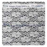 Wholesale Thick Brushed Bridal Lace Cotton Nylon Fabric For Lady Winter Dress from china suppliers