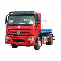 Wholesale Customized Color Water Tank Truck For Landscape Engineering / Mining Area from china suppliers
