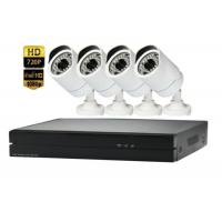 Wholesale 720P IR Waterproof IP Camera NVR Kit POE Home Camera Security System Linux OS from china suppliers