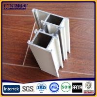 Wholesale Silver anodized aluminium profiles fabricate windows&doors with fly screen from china suppliers