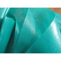 Wholesale 165gsm pe virgin green tarpaulin with polythene coating from china suppliers