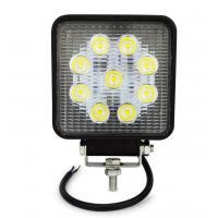 Wholesale Water Proof 27 Watt LED Truck Work Lights 12v with Aluminum Alloy Housing from china suppliers