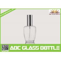 Wholesale Perfume Use And Screw Sealing Type Empty Clear Glass Bottle from china suppliers