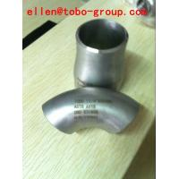 Wholesale ASTM round SA 815 UNS S31803 elbow,super duplex S31803 elbow,comptitive price S31803 elbow from china suppliers