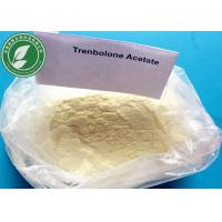 Wholesale Yellow Steroid Powder Finaplix Trenbolone Acetate for muscle building 10161-34-9 from china suppliers