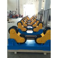 Wholesale Tank PIpe Self-Aligning Rotators With Double Drive , 0.1-1 m/min Roller Speed from china suppliers