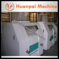 Quality auto yellow corn flour factory for sale