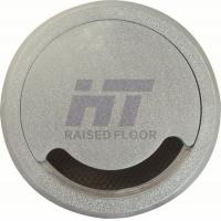 Wholesale Plastic Raised Floor Accessories Round / Square Raised Floor Grommet from china suppliers