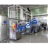 Wholesale High Efficiency Dairy Processing Plant With Plastic Pouch Packaging Machine from china suppliers