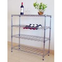 Buy cheap 4 Tiers Wine Rack from wholesalers