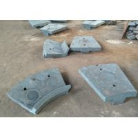 Wholesale Cr-Mo Alloy Steel Casting of Discharge End Liners  for Ball Mill Parts from china suppliers