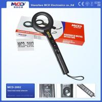 Buy cheap Large Detection Range Super Scanner Hand Held Metal Detector For Full Body Security from wholesalers