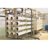 Quality Double RO / Single RO Food And Beverage Water Treatment System for Pure Drinking Water for sale