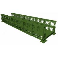 Buy cheap 200 Type Bailey Bridge With TDR (Triple Row Double Layer reinforced) from wholesalers