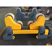 Wholesale Single Drive Yellow Painting Conventional Welding Rotator For Pressure Vessel Automatic from china suppliers