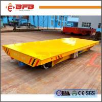 Wholesale Cable Reels Powered Steel Box Beam Structure Motorized Transfer Carriage On Trajectory from china suppliers