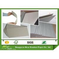 Wholesale 2mm 1200 Gsm Thickness Gray Paperboard Stocklot Stiff Cardboard Paper Sheets from china suppliers
