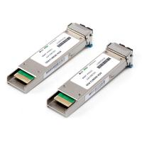 Wholesale 10Gb / s 850nm XFP Fiber Optic Transceiver , Network Media Converter 2KM Duplex 1.5W from china suppliers