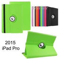 Wholesale 360 Degree rotating Leather Tablet Case / Cover , Colorful ipad pro case from china suppliers
