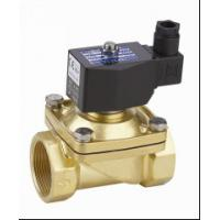 Wholesale Electric Air Solenoid Valve , Air Actuated Solenoid Valve Normally Closed 2 Inch from china suppliers