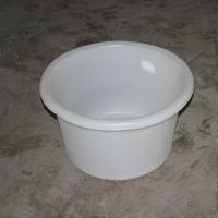 Wholesale White Round basin -30L from china suppliers