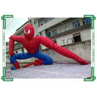 Buy cheap Gaint Advertising Inflatables Spiderman Cartoon for Decoration from wholesalers