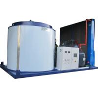 Quality LIER 15T Durable Flake Ice Machine Large Capacity With Air Cooler Method for sale