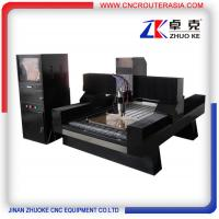 Wholesale Hot Sale marble granite Stone Engraving Machine for Sale ZK-9015 900*1500mm from china suppliers