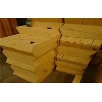 Wholesale Light Weight Thermal Alumina Silica Bricks For Electric Arc Furnace Roof from china suppliers