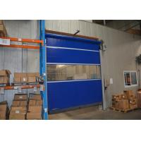 Wholesale Stable control system inner high speed door rolling up PVC curtain from china suppliers